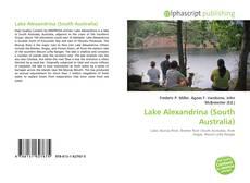 Обложка Lake Alexandrina (South Australia)