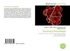 Copertina di Coronary Thrombosis