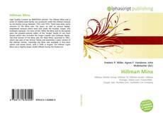 Bookcover of Hillman Minx