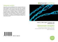 Capa do livro de Glutamate receptor