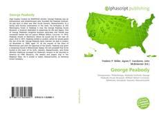 Обложка George Peabody