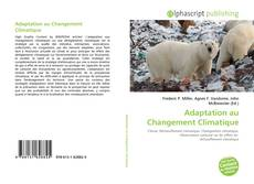 Bookcover of Adaptation au Changement Climatique