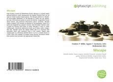 Bookcover of Mscape