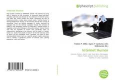 Capa do livro de Internet Humor