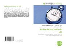 Bookcover of Aix les Bains Circuit du Lac