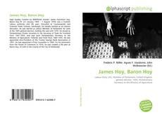 Portada del libro de James Hoy, Baron Hoy