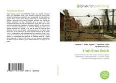 Buchcover von Troisième Reich
