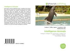 Bookcover of Intelligence Animale