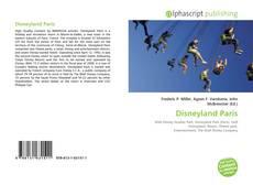 Portada del libro de Disneyland Paris
