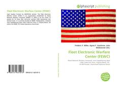 Bookcover of Fleet Electronic Warfare Center (FEWC)