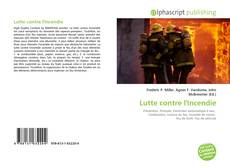 Bookcover of Lutte contre l'Incendie