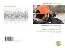 Capa do livro de Extractor (Firearms)