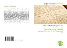 Buchcover von Islamic Holy Books