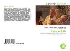 Bookcover of Cakes and Ale