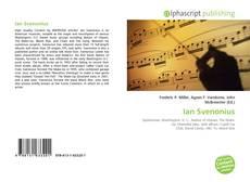 Buchcover von Ian Svenonius
