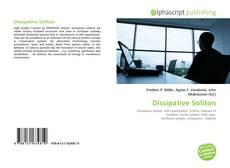 Bookcover of Dissipative Soliton
