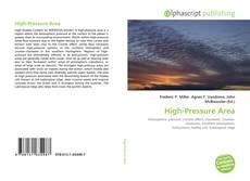 Couverture de High-Pressure Area