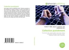 Collective punishment kitap kapağı