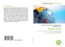 Bookcover of Planète Naine