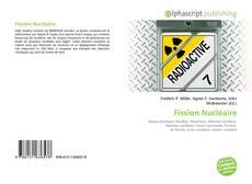 Fission Nucléaire kitap kapağı