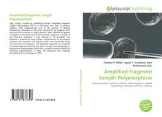 Buchcover von Amplified Fragment Length Polymorphism