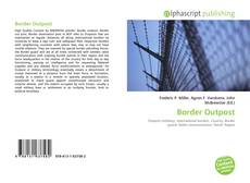 Couverture de Border Outpost