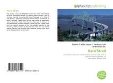 Buchcover von Haro Strait
