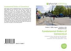 Couverture de Fundamental Orders of Connecticut
