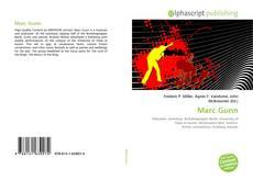 Marc Gunn kitap kapağı