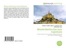 Portada del libro de Mission Basilica San Juan Capistrano