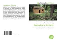 Capa do livro de Georgetown, Kentucky