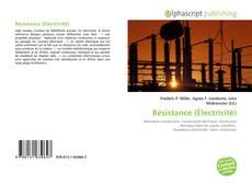 Bookcover of Résistance (Électricité)