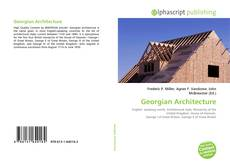 Buchcover von Georgian Architecture