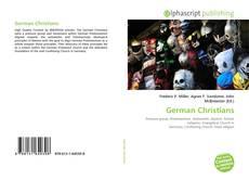 Buchcover von German Christians