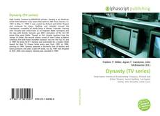 Bookcover of Dynasty (TV series)