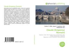 Bookcover of Claude (Empereur Romain)