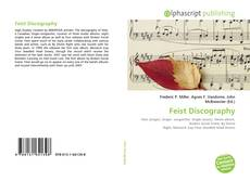 Bookcover of Feist Discography