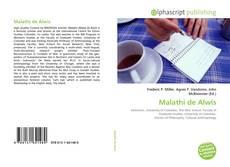 Couverture de Malathi de Alwis