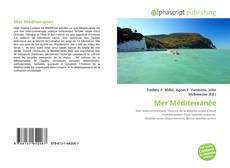 Couverture de Mer Méditerranée