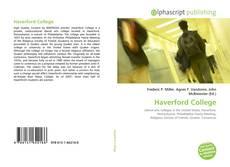 Обложка Haverford College