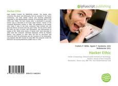 Couverture de Hacker Ethic