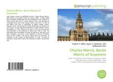 Couverture de Charles Morris, Baron Morris of Grasmere