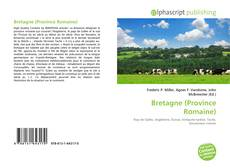 Bookcover of Bretagne (Province Romaine)