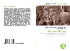 King You of Zhou kitap kapağı