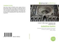 Borítókép a  Isabelline Gothic - hoz