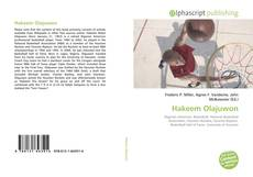 Buchcover von Hakeem Olajuwon