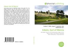Capa do livro de Edwin, Earl of Mercia
