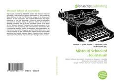 Bookcover of Missouri School of Journalism