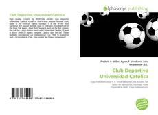 Club Deportivo Universidad Católica的封面