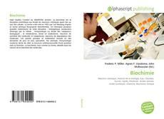 Bookcover of Biochimie